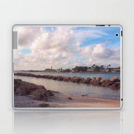 Winter Afternoon, Jupiter Inlet Lighthouse Laptop & iPad Skin
