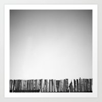 stay // film // Art Print