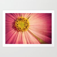 cosmos Art Prints featuring Cosmos by KunstFabrik_StaticMovement Manu Jobst