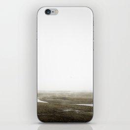 BARREN WASTELAND iPhone Skin