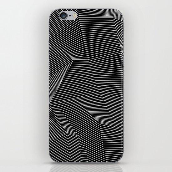 Minimal lines iPhone & iPod Skin