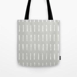 dash grey Tote Bag