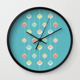 Lampions - Chain Wall Clock