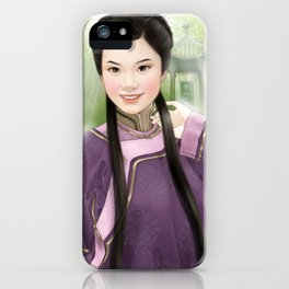 ChinaGril iPhone Case