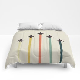 Airplanes Comforters