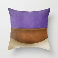aladdin Throw Pillows featuring Aladdin Style by LeleDraw