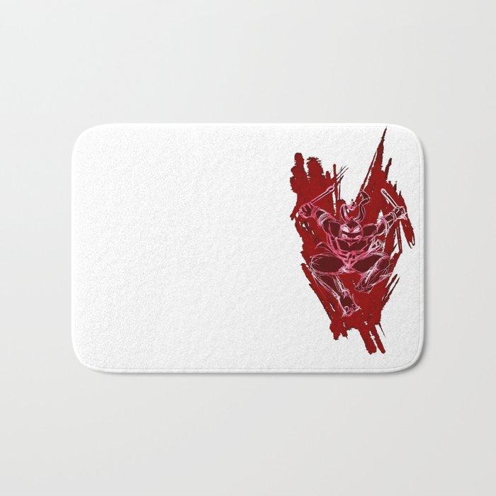 TMNT Rock: Raph Bath Mat