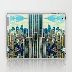 NYC in patterns Laptop & iPad Skin