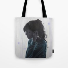 No One Said It Would Be Hard Tote Bag