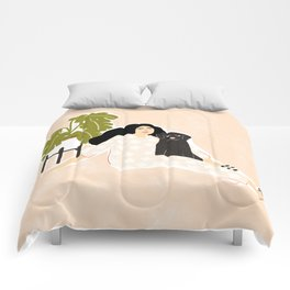 Best friendship story Comforters