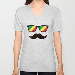 Republic Of  Congo Vintage Tshirt Unisex V-Neck