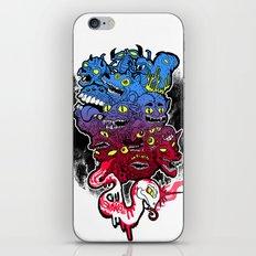 B E A S T S iPhone & iPod Skin