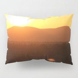 Steamboat Sunrise Pillow Sham