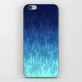 Meltdown Cold iPhone Skin