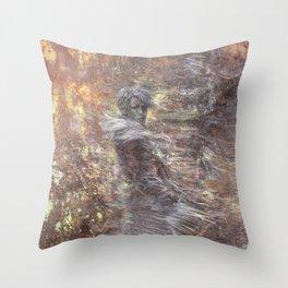Octoberwinds Throw Pillow