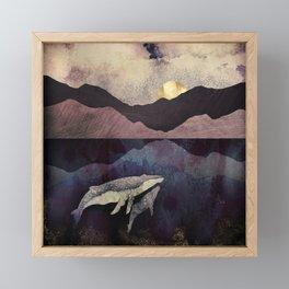 Bond Framed Mini Art Print