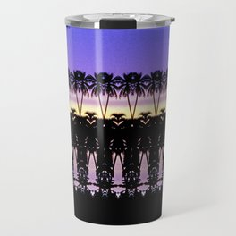 Sunset in Indonesia Travel Mug
