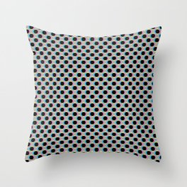 Dots #1 Throw Pillow