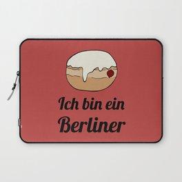 Ich bin ein Berliner Laptop Sleeve