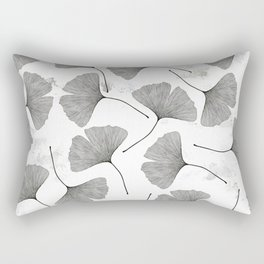 ginkgo biloba pattern Rectangular Pillow