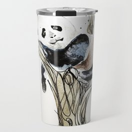 Panda in the Tree Travel Mug