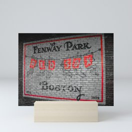 Fenway Mini Art Print