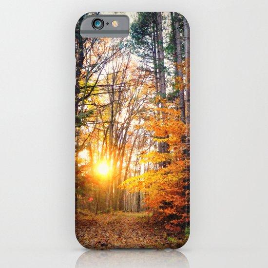The Burning iPhone & iPod Case