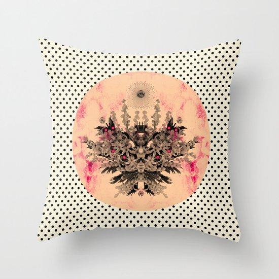 M.D.C.N. xxi Throw Pillow