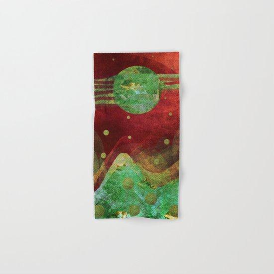 Moondance Hand & Bath Towel