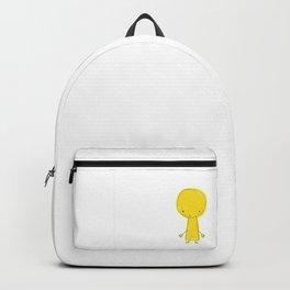yellow dood Backpack