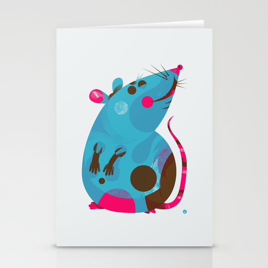 Ratso Stationery Cards
