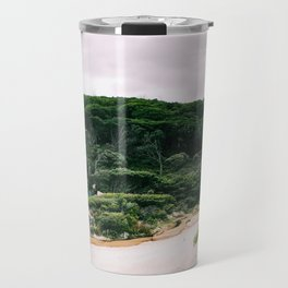Squeaky Beach, Victoria, Australia Travel Mug