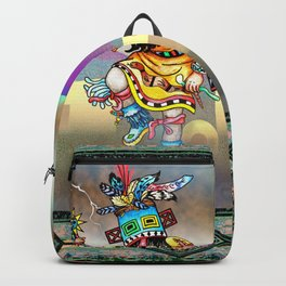 Kachina Eagle Backpack