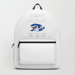 Baby Shark Doo Doo Backpack