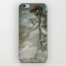 The sound of dreams iPhone Skin