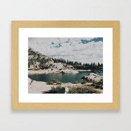 Lake Mary Framed Art Print
