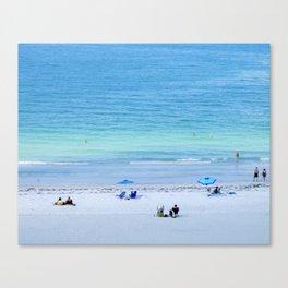 Siesta Key Canvas Print