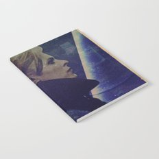 David Bowie The man who fell to earth Notebook