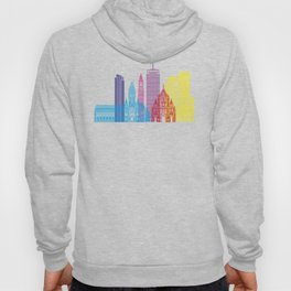 Boston V2 skyline pop Hoody