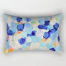 Amoebic Party No. 1 Rectangular Pillow