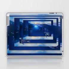 Swim the Seas Laptop & iPad Skin