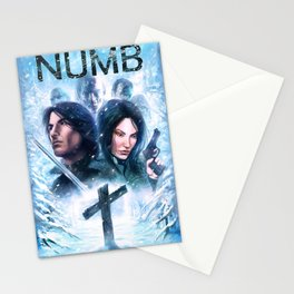 Numb Book 1 Zombie Concept 1 Stationery Cards