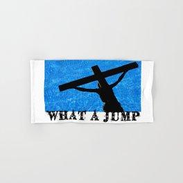 Divine Jump Hand & Bath Towel