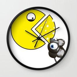 Come cocos Wall Clock