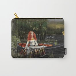 The Lady of Shalott 2017 Carry-All Pouch