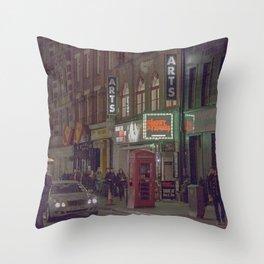 Covent Garden 2 Throw Pillow