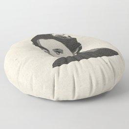 Rosalind Franklin Floor Pillow