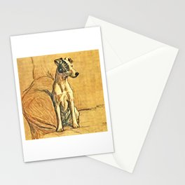 Dogs Large and Small, Ideal for Dog Lovers (8) Stationery Cards