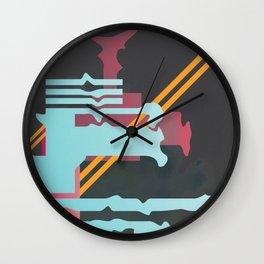 Untitled 28 Wall Clock