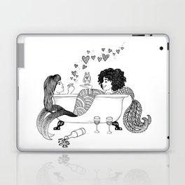 Broad City Mermaid Fan Art Laptop & iPad Skin